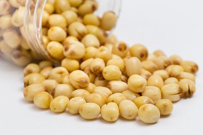 Hạt sen còn chứa một lượng vitamin B dồi dào, đặc biệt là thiamine (vitamin B1)