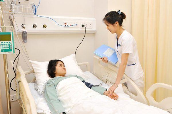 việc làm Điều dưỡng tại Sài Gòn